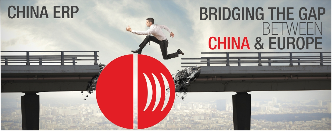 China ERP Bridge between China and Europe